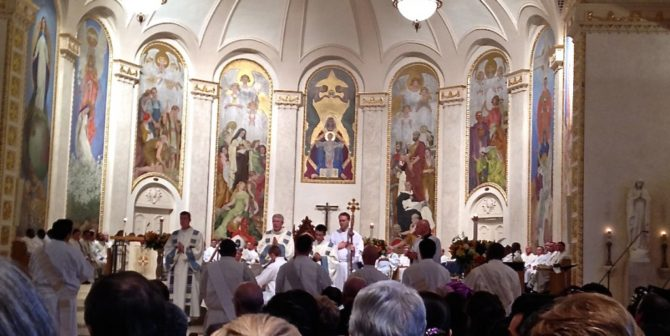 Ordination to the Priesthood of Jesus Christ